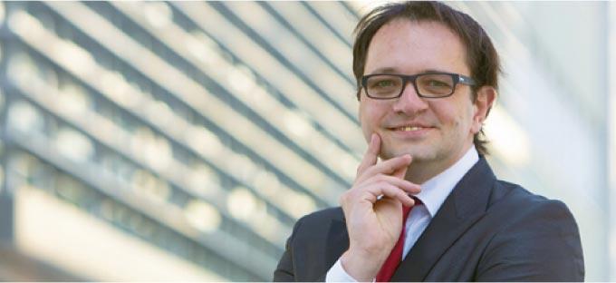 Sanierungsexperte Mag. Raphael Landthaler